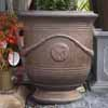 Picture of Pot French Urn Heavy Metal XXL