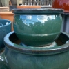 Picture of Pot Bulb Planter Teal