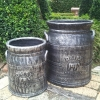 Picture of Pot Dairy Can Pewter