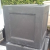 Picture of Pot Square Panel In Anthracite