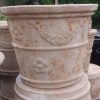 Picture of Pot Swag Planter Antique TC