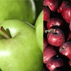 Picture of Apple Dble Red Delicious/Granny Smith