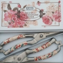 Picture of Tool Pruners Delux floral 2 piece stainless