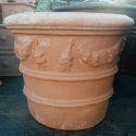 Picture of Pot Planter Flower Garland TC