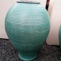 Picture of Pot Egg Jar Aqua