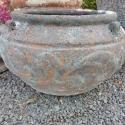 Picture of Pot Urn Garland Atlantis Verdigris