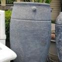 Picture of Pot Jar Bongo Verdigris