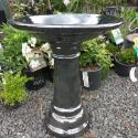 Picture of Pot Bird Bath Mini Mirror Silver