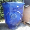 Picture of Pot French Urn Blue Cloud XXL