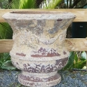 Picture of Pot Urn Thistle Atlantis